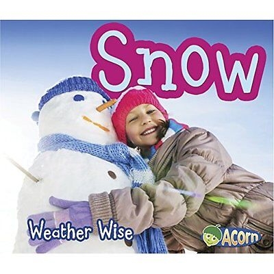 Snow (Weather Wise) - Paperback NEW Helen Cox-Canno 2014-08