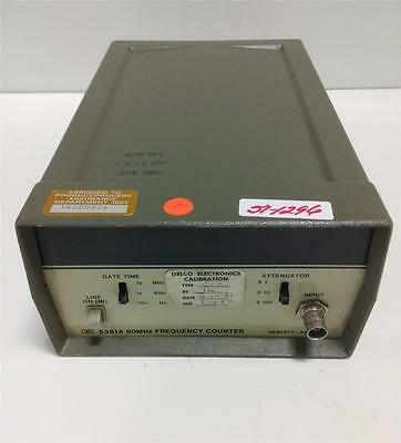 HEWLET PACKARD 80MHz FREQUENCY COUNTER 5381A *kjs*