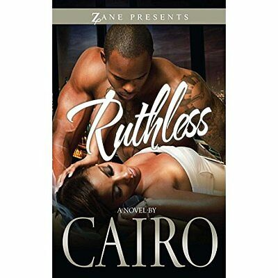 Ruthless : Deep Throat Diva 3 (Zane Presents) - Paperback NEW Cairo(Author) 2014