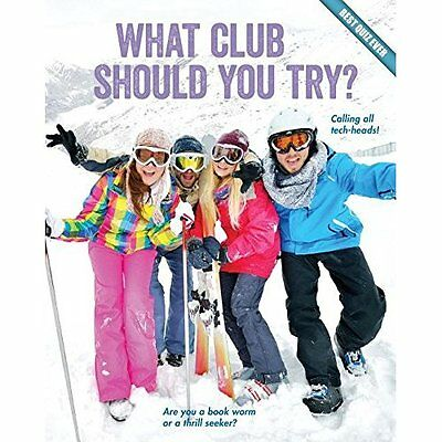 What Club Should You Try? (Best Quiz Ever) - Library Binding NEW Brooke Rowe (Au