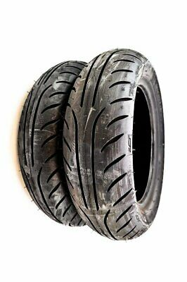 Michelin Power Pure SC Scooter Bias Front & Rear Tires 120/70-12 & 140/70-12