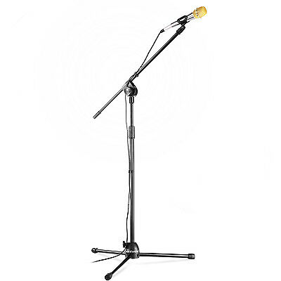 Neewer Professional Microphone Kit (Condenser Microphone+Floor Stand+Mic Cable)