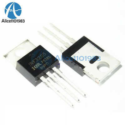 2pcs 55V 110A IRF3205 TO-220 IRF 3205 Power MOSFET