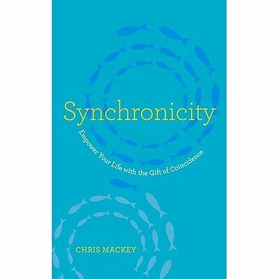 Synchronicity: Empower Your Life with the Gift of Coinc - Hardcover NEW Chris Ma