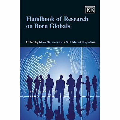 Handbook of Research on Born Globals - Paperback NEW Mika Gabrielsso 2014-01-31