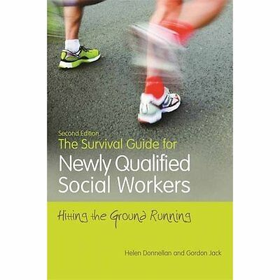 The Survival Guide for Newly Qualified Social Workers,  - Paperback NEW Helen Do