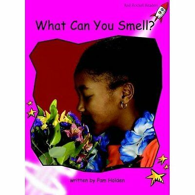 What Can You Smell?: Emergent (Red Rocket Readers: Non- - Paperback NEW Pam Hold