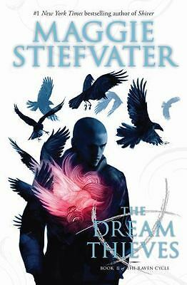 The Raven Cycle: The Dream Thieves 2 by Maggie Stiefvater (2014, Paperback)