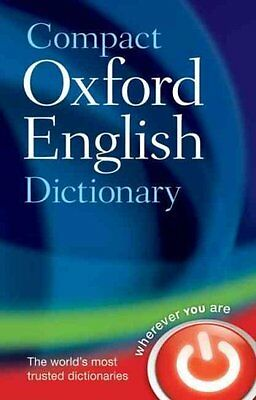 Compact Oxford English Dictionary of Current English by Oxford Dictionaries...
