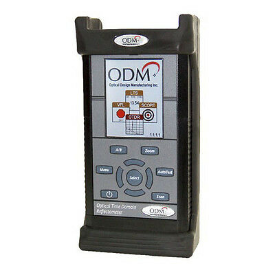 ODM OTR 700-Q Quad SM & MM OTDR w/ Bluetooth Connect 850, 1300, 1310 and 1550nm