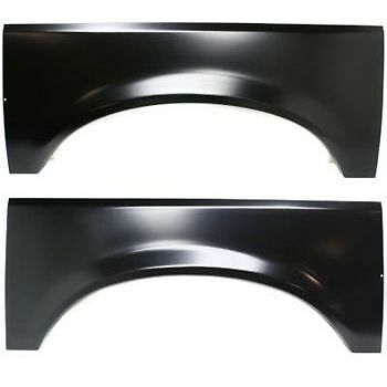 Right+Left Side Upper New Set of 2 Wheel Arch Repair Panels LH & RH F-150 Pair