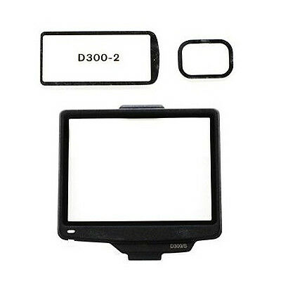 GGS III Pro Glass LCD Screen Protector for Nikon D300S D300