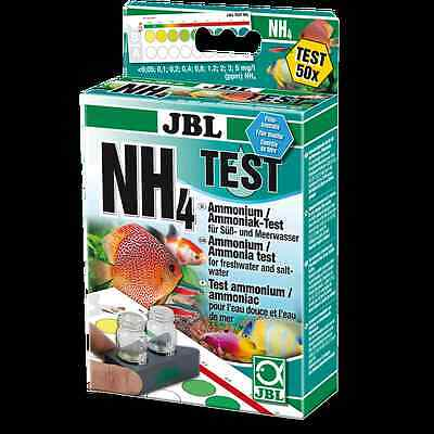 Test JBL NH₄ Ammonium/ Ammoniaque  << port gratuit >>
