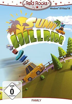Sunny hillride (red Rocks) PC neu+ovp