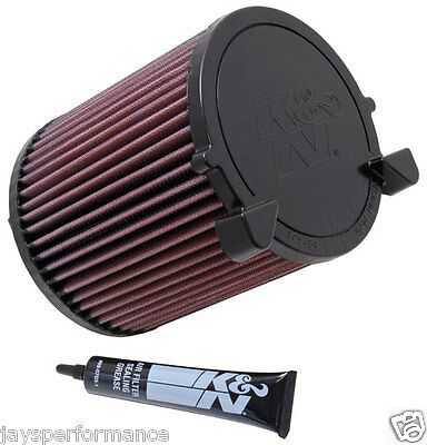 Kn Air Filter (E-2014) Replacement High Flow Filtration