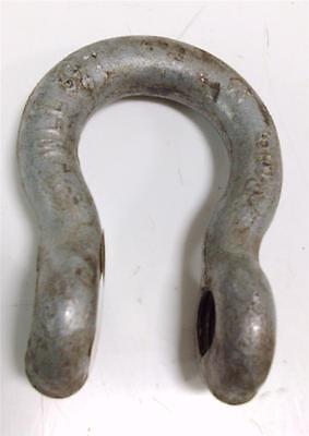 Unknown 3-1/4Twll 5/8 Anchor Shackle *Pzb*