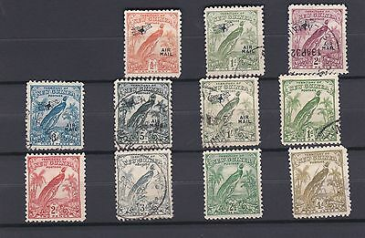 Selection New Guinea Stamps