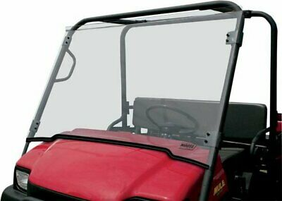 01-08 KAF620 Mule 3010 4x4 Moose Utility Full Windshield  XF-2-2317-0217