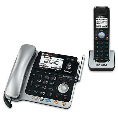 AT&T DECT 6.0 Digital 2-Line Answering System (86109)