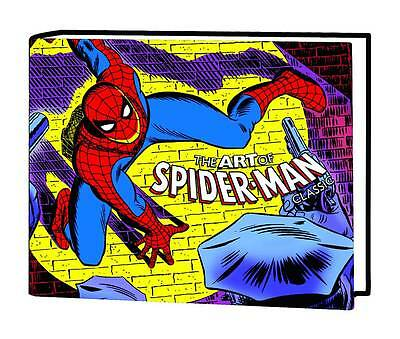 The Art of Spider-Man Classic Hardcover (New Unopened) Marvel