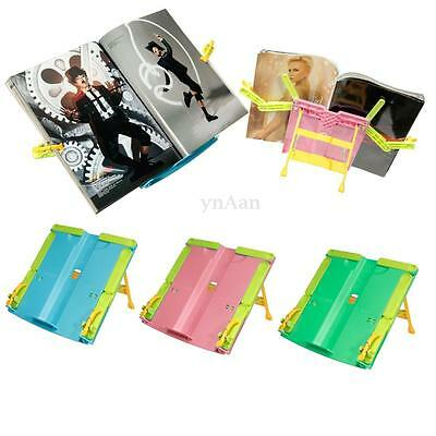 Portable Plastic Reading Book Case Holder Stand Student Children Protecting Eye