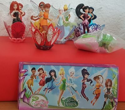 Disney Fairies Einzelfiguren incl. BPZ