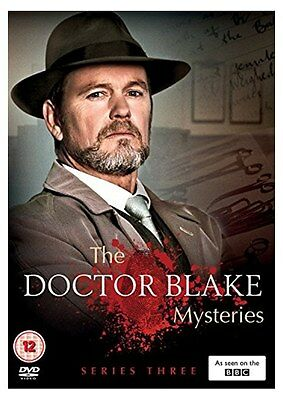The Doctor Blake Mysteries - Series 3 [New DVD]