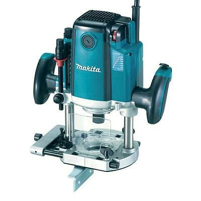 "Makita Rp2301Fcxk 240 Volt 1/2"" Plunge Router In Carrying Case"