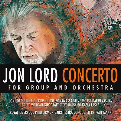 Jon Lord - Concerto For Group And Orchestra DVD Nuevo + Embalaje Original