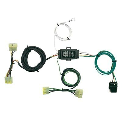for toyota tacoma 95-04 towing wiring harness hopkins plug-in simple! towing