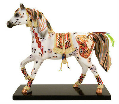 Trail of Painted Ponies COPPER ENCHANTMENT FIGURINE LOW 1st Edition #1E/0395