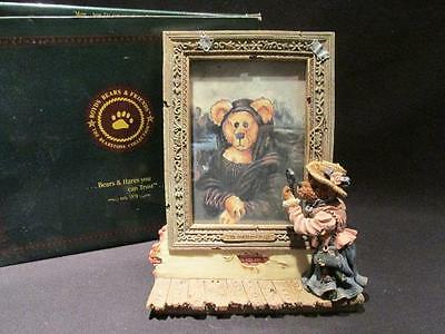 Masterpiece Frame Boyds 1997 Special Edition #23701GCC With Box & Insert