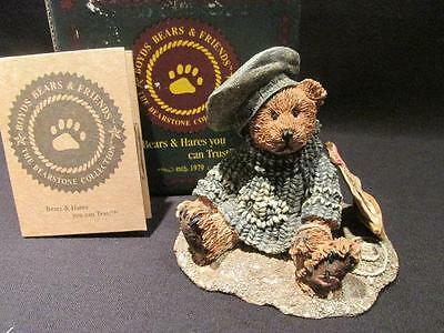 Christian by the Sea 1993 Bearstone #2012 With Box & COA 5E/1582