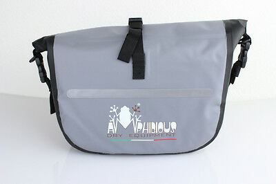 Amphibious Dry Equipment Outdoor Gürteltasche Koala Wasserdicht in grau