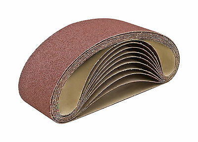 "6"" x 48"" Aluminum Oxide Sanding Belt 80 Grit X Weight Backing USA 1pc CGW 61295"