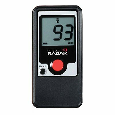 Pocket Radar Personal Handheld Sports Speed Radar Gun