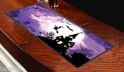 Halloween Hexen Lila Barmatte Ideal Für Zuhause Cocktail Party Anlass Scary