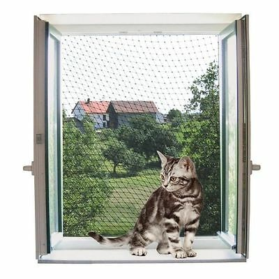 KERBL Filet de protection pour chat - 2x3m - Transparent [Transparent]  NEUF
