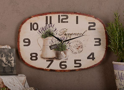 Kitchen Clock Watch Im French Country House Style Provence Lavender