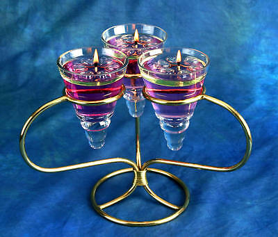 50 Clear Reusable Candle Holders & 50 Long Burning Wicks Wedding Candles
