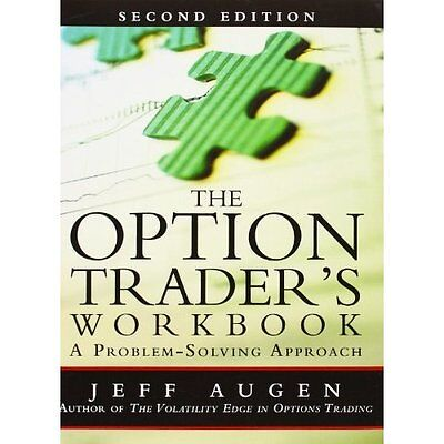The Option Trader's Workbook: A Problem-Solving Approac - Paperback NEW Jeff Aug