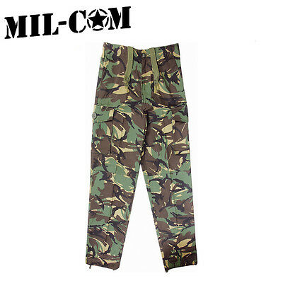Milcom Mil-Com Kids Children Soldier 95 Combat Trousers Army Cadet DPM Fishing