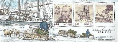 Norway Block 26 mint never hinged mnh 2004 Otto Sverdrup
