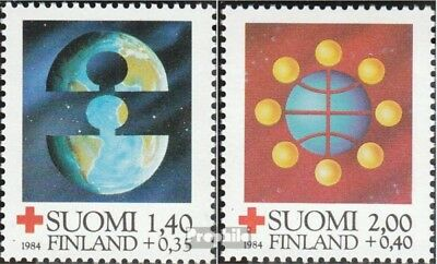 Finland 946-947 mint never hinged mnh 1984 Red Cross