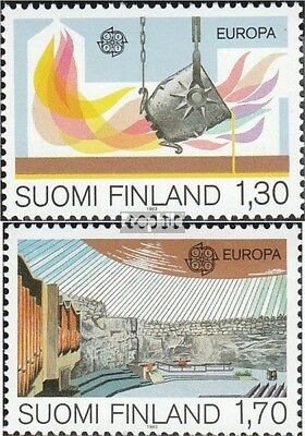 Finland 926-927 mint never hinged mnh 1983 Europe