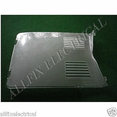 Used Simpson SBM3800MA SBM5100MA Fridge Lens Light Cover - Part # 1443930SH