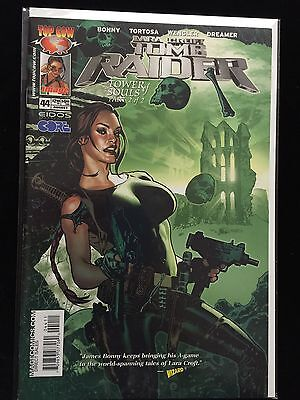 Top Cow TOMB RAIDER Lara Croft #44 ADAM HUGHES Sexy Cover Art NM Variant