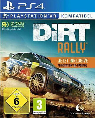 dirt rally ps4 playstation 4 jeux course race game games spellen spelletjes 5452 eur 19 90. Black Bedroom Furniture Sets. Home Design Ideas