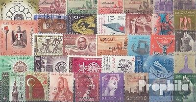 palestine 100 different stamps