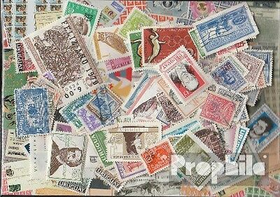Uruguay 200 different stamps